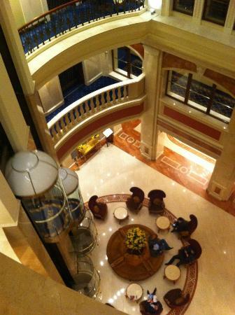 Premier Palace Hotel: reception area