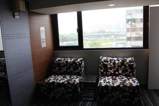 Relite Hotel Taipei: Lobby
