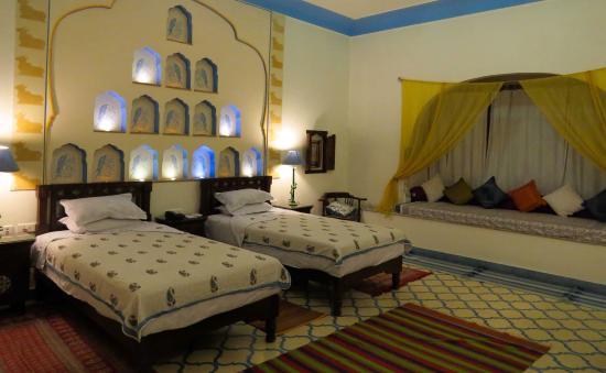 Bedroom at Dera Mandawa