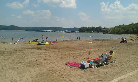 Bloomington, IN: Swimming beach