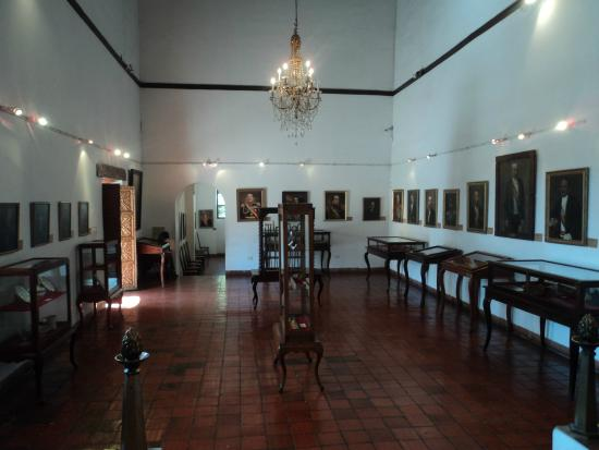 Military Historical Museum of the Nation: Inside