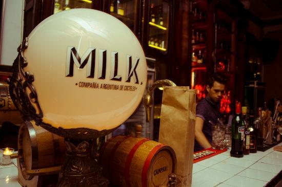 Milk Compañía Argentina de Cócteles