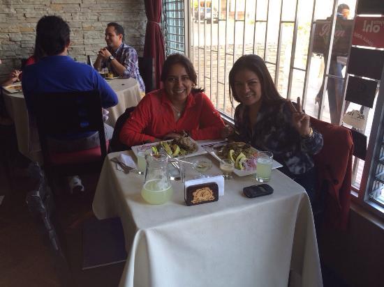 Doña Peta : Almorzando rico Pato