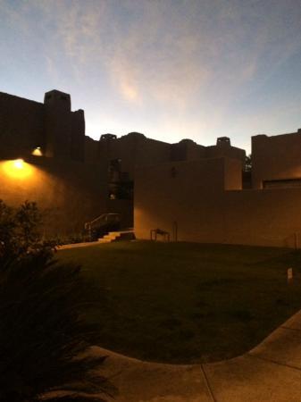 Lodge on the Desert: Dawn