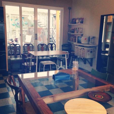 City Hut 1828: 廚房