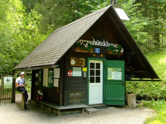 Kirchdorf in Tirol, ออสเตรีย: entrance