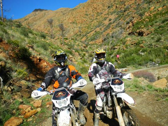 LetsRide Spain: On the way