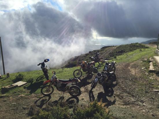 LetsRide Spain: Above the Clouds