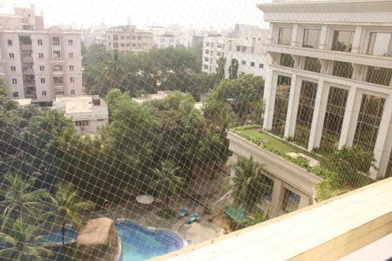 ITC Kakatiya: The View from the Room