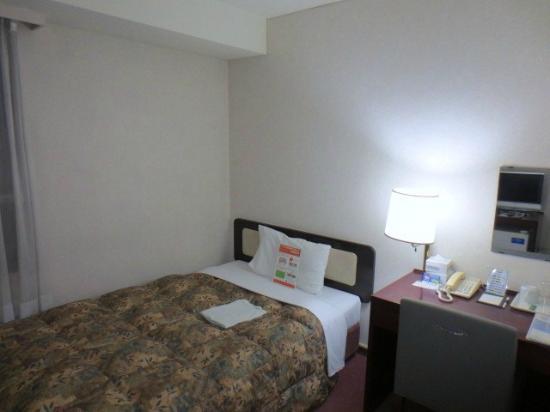Comfort Inn Hiroshima Heiwa-Odori : 客室
