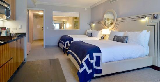 48 Queen Beds With Terrace Picture Of The Cosmopolitan Of Las Vegas Inspiration Cosmopolitan 2 Bedroom Suite