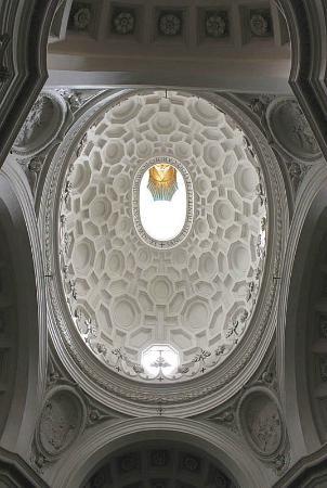San Carlo alle Quattro Fontane: la stupenda cupola