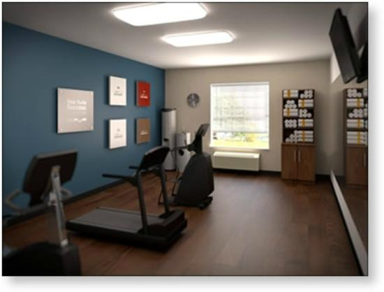 Comfort Suites: Expanded Fitness Center