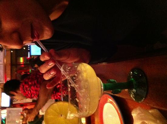 Tijuana's : Catching up with my friend