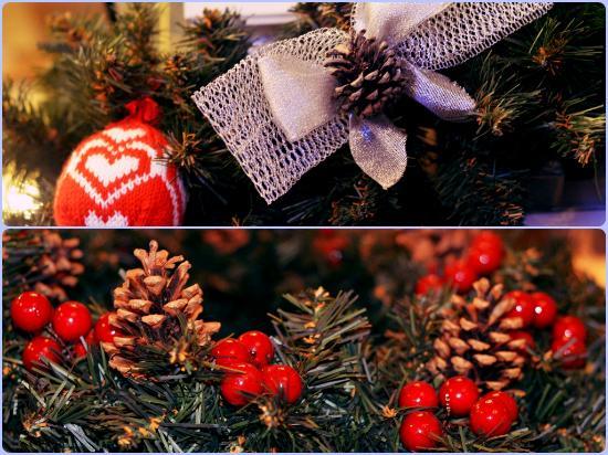 Limoncello: У нас завораживающий новогодний декор,приходите...фото сделать поспешите...