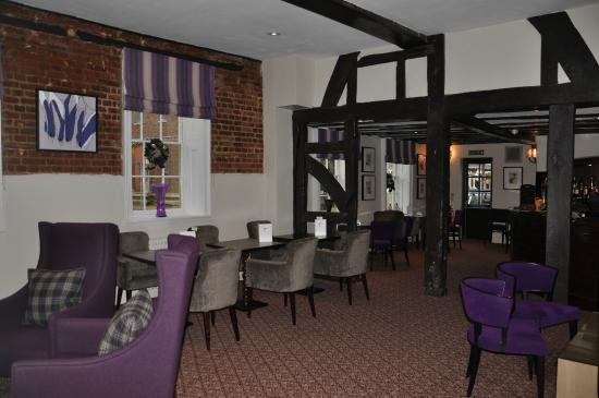 The Woburn Hotel Tavistock Bar