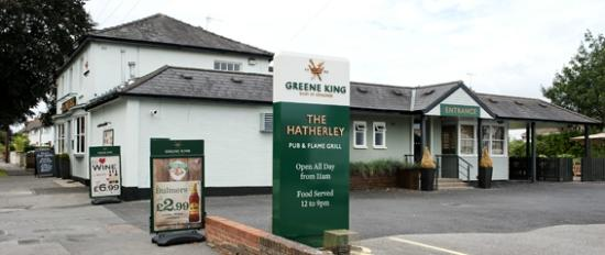 The Hatherley Pub & Flame Grill