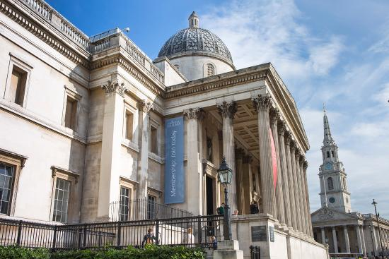Photo of Museum National Gallery at Trafalgar Square, London WC2N 5DN, United Kingdom