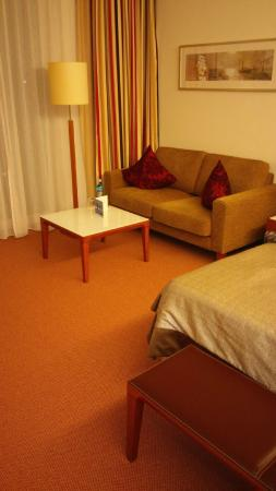 ATLANTIC Hotel Wilhelmshaven: Couch