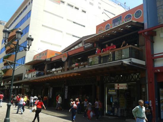 Balmoral Hotel: Restaurante El Patio