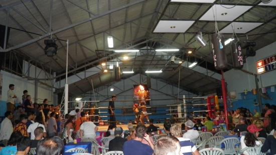 Thai Boxing Garden