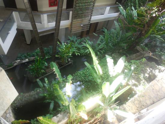 Sea Sun Sand Resort & Spa: Отель утопает в зелени