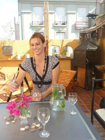 Apassionata Tango: Die wunderbare Gastgeberin
