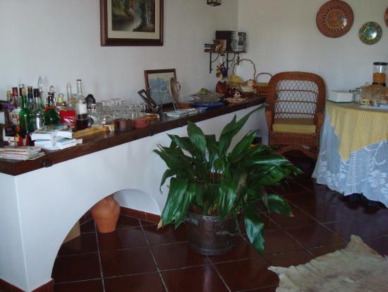Quinta do Xarrama: Salão