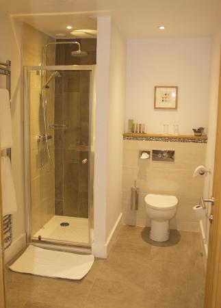 Mythe Farm B&B: Bathroom