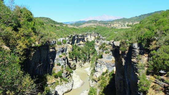 Osum Canyon (Kanioni i Osumit)