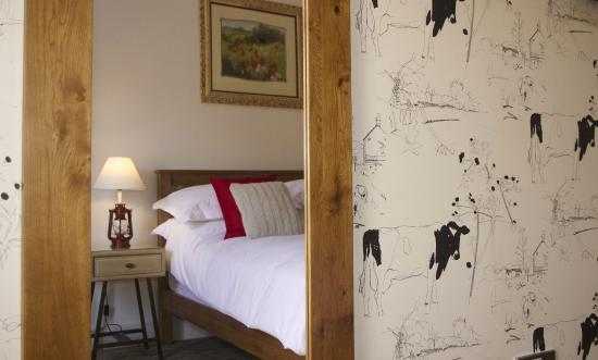 Mythe Farm Bed & Breakfast: Room 1