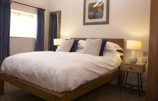 Mythe Farm Bed & Breakfast: Room 2
