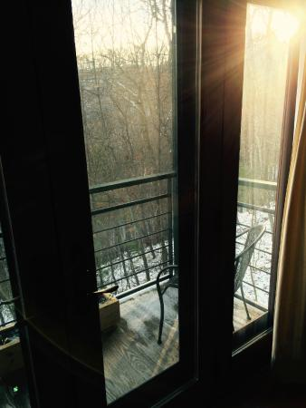 Sourwood Inn: Sunrise