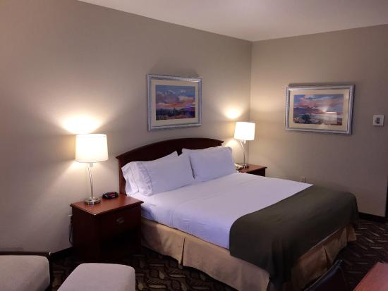 Holiday Inn Express - West Sacramento: King Bed