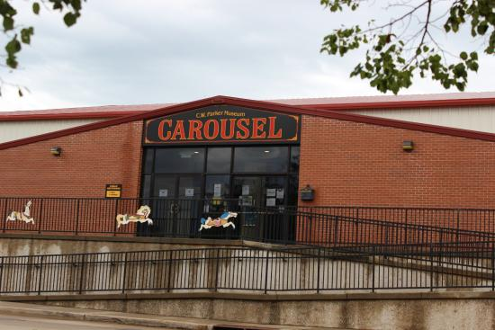 C.W. Parker Carousel Museum, Leavenworth, KS