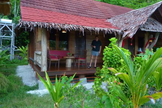 Raja Ampat Dive Lodge: Large bungalows