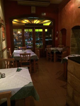 Andrews Restaurant: Уютная обстановка