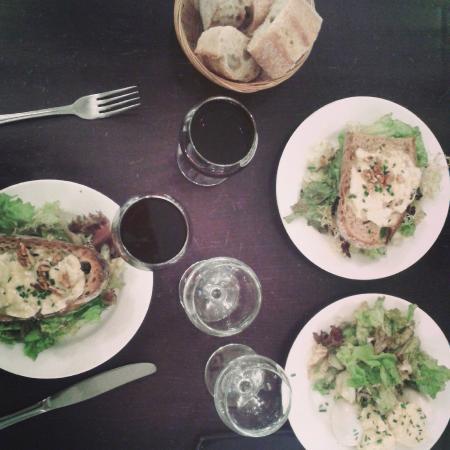 Le 20 de Bellechasse: Pranzo
