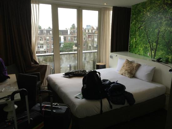 Conscious Hotel Museum Square : Habitación