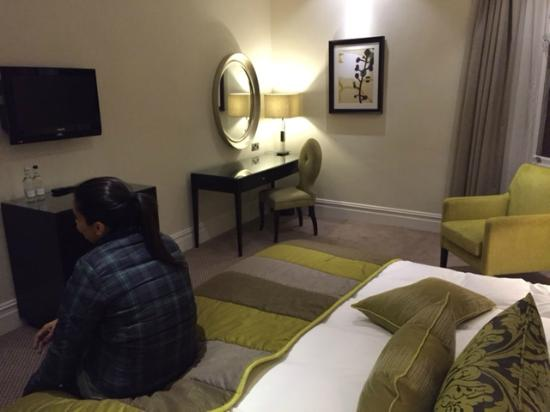 Taj 51 Buckingham Gate Suites and Residences : Habitación
