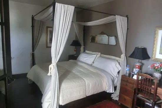 La Joya Hotel San Cristobal : sorbo de amaretto room
