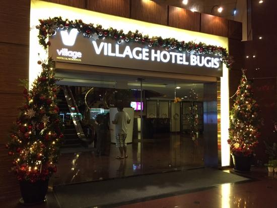 Village Hotel Bugis by Far East Hospitality (S̶$̶1̶8̶0̶) S