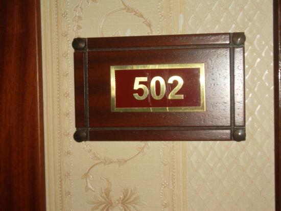 Elfida Suites: chambre lux