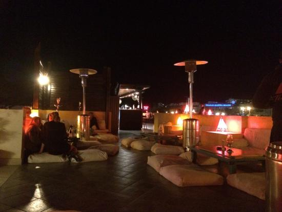 Camel Bar & Roof : Perfect for a romantic setting