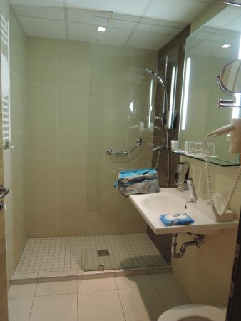Expo Congress Hotel: Toilet