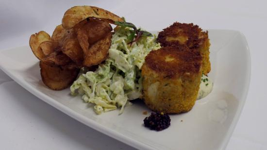 1906 at Longwood Gardens: Crab Cakes