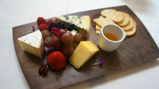 1906 at Longwood Gardens: Cheese Plate