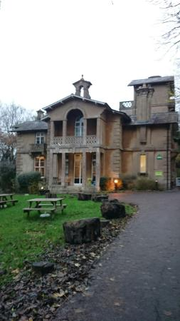 YHA Bath: Amazing building