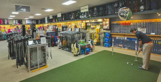 Miles Of Golf >> Golf Shop Picture Of Miles Of Golf Ann Arbor Ypsilanti