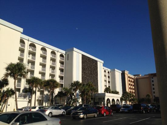 Bluegreen Daytona Seabreeze, Ascend Resort Collection: Street view of Daytona Seabreeze